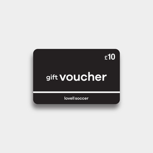 Lovell Soccer £10 Cupón de Regalo Virtual