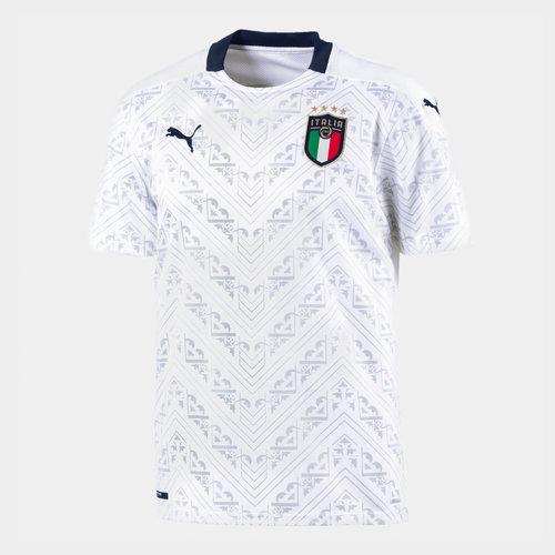 Italy Away Shirt 2020 Junior