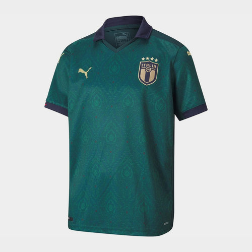Italy 2020 3rd Kids Replica Football Shirt