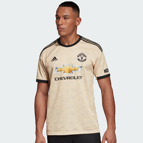 Manchester United 19/20 Away S/S Football Shirt