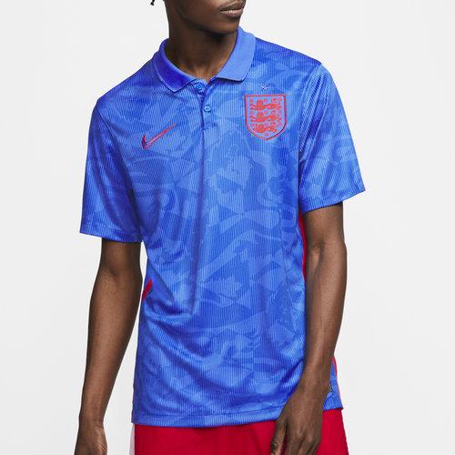 England 2020 Away Football Shirt