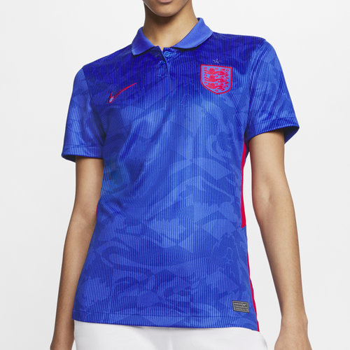 England 2020 Ladies Away Football Shirt