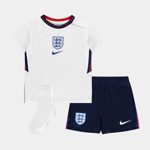 England 2020 Home Baby Football Kit