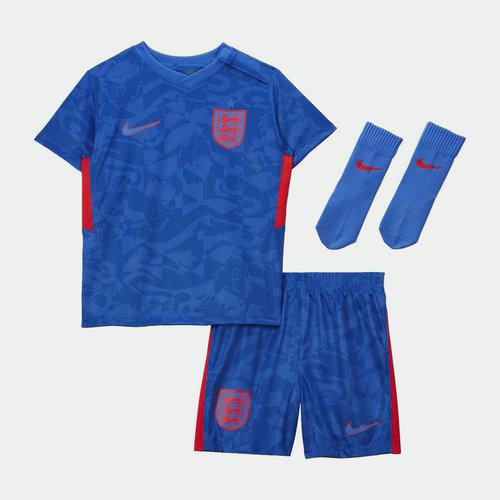 England 2020 Away Baby Football Kit