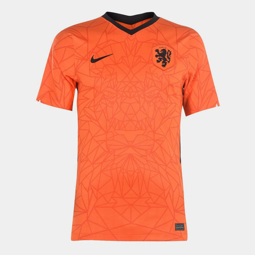 Holland 2020 Home Football Shirt