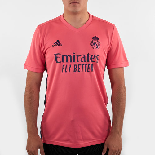 Real Madrid Away Shirt 20/21 Mens