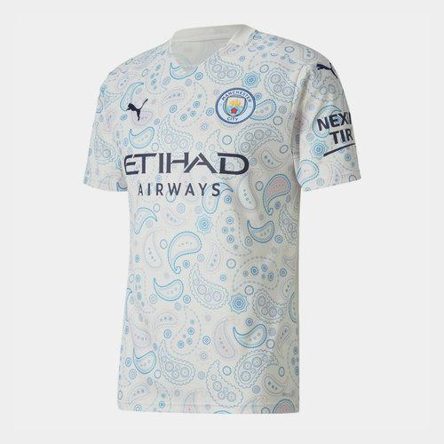 Manchester City Third Shirt 20/21 Mens