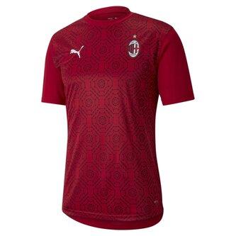 AC Milan Stadium Jersey Mens