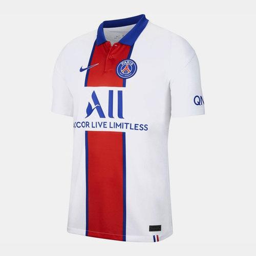 Paris Saint Germain Away Shirt 20/21 Mens
