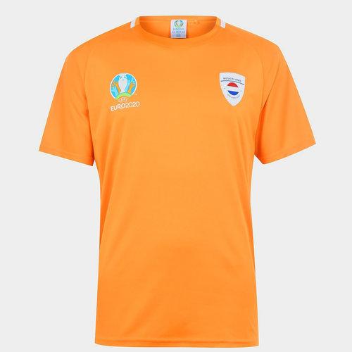 Euro 2020 Holanda Camiseta