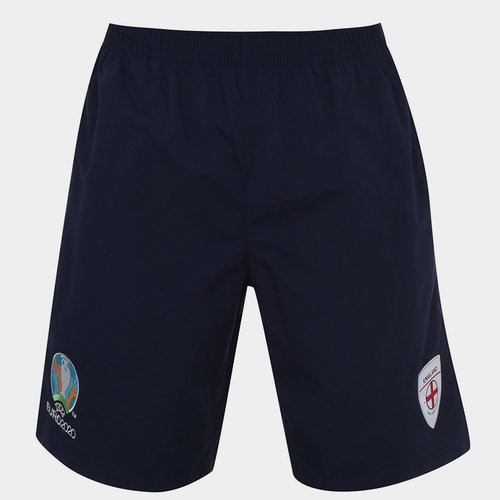 Euro 2020 England Woven Shorts Mens