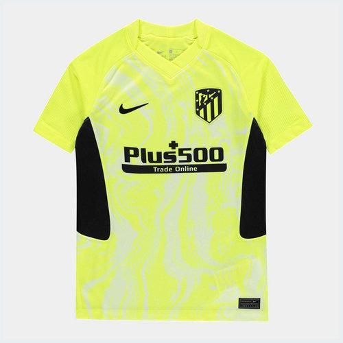 Camiseta del Atlético de Madrid Tercera 20/21 Niños