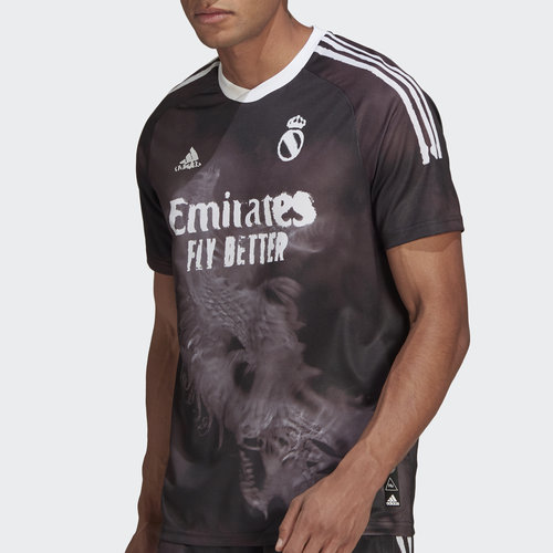 Camiseta FC Real Madrid Humanrace
