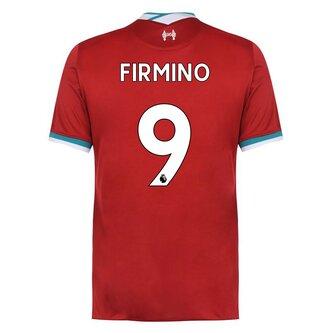 Camiseta Local de Liverpool Roberto Firmino 20/21
