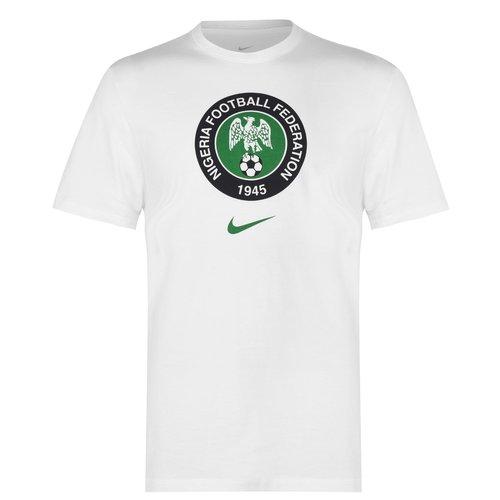 Camiseta Nigeria Crest de Hombre