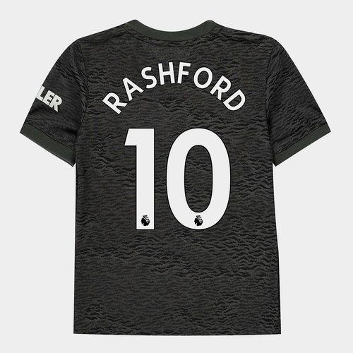 Camiseta Manchester United Marcus Rashford Visita 20/21