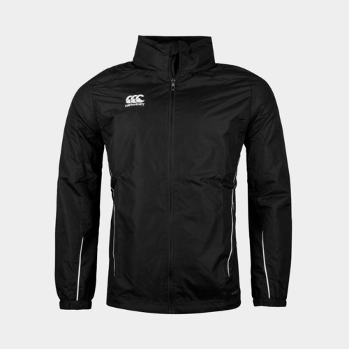 Team Full Zip - Chaqueta de Rugby