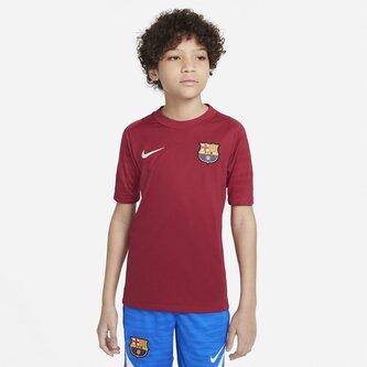 Barcelona Strike Top 2021 2022 Junior