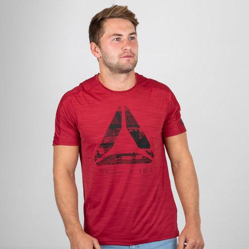 Activchill Gráfica Move M/C - Camiseta de Entrenamiento