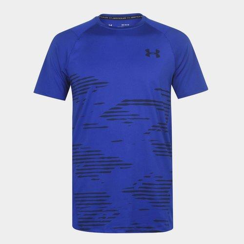Camo T-Shirt de Entrenamiento