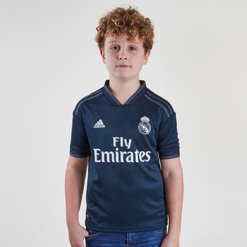 Real Madrid 18/19 Away Replica Camiseta de Futbol para Niños