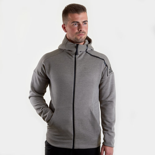Adidas ZNE entrenamiento Activewear Full Zip chaqueta con