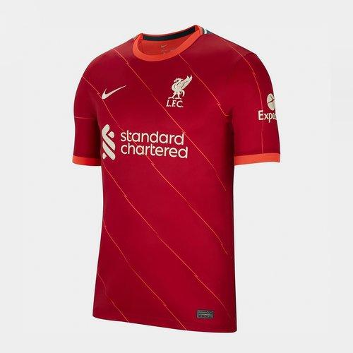 Liverpool Home Shirt 2021 2022
