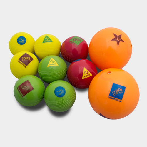 Crazy Catch Vision Pack de pelotas de entrenamiento