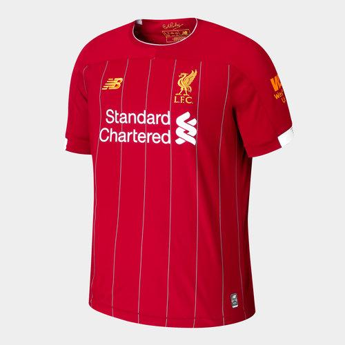 Liverpool FC 19/20 Kids Home S/S Football Shirt