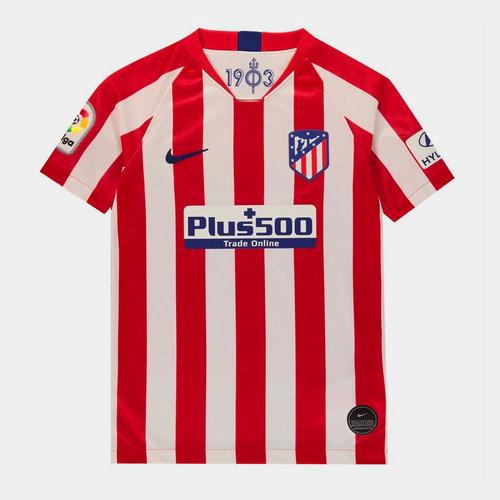 Atletico Madrid Home Shirt 2019 2020 Junior