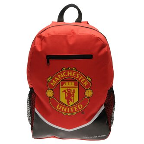 Manchester United Mochila de Futbol