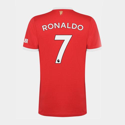 Camiseta del Manchester United, Local, Ronaldo