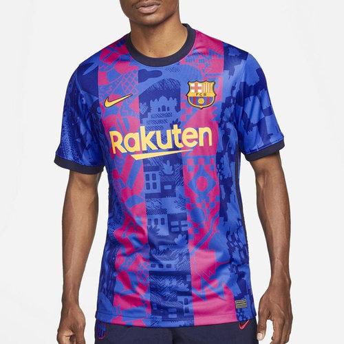 Barcelona Tercera Camiseta 2021 2022